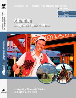 Motorradtour durch Albanien | DVD + GPS-Daten