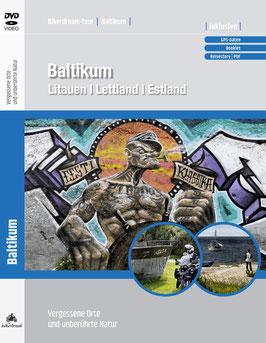 Motorradtour durch das Baltikum | DVD + GPS-Daten
