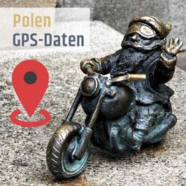 Polen | GPS-Daten | download