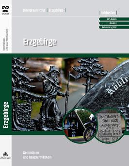 Motorradtour durch das Erzgebirge | DVD + GPS-Daten