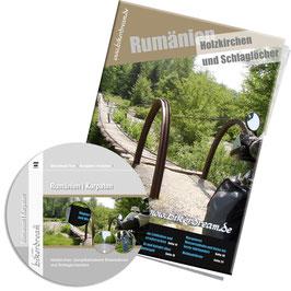 Motorradtour durch Rumänien | SET | DVD + GPS-Daten + gedruckte Tourstory