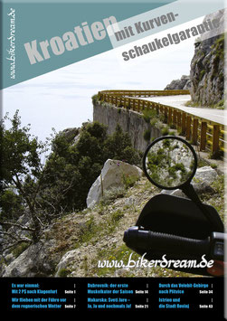 Motorradtour durch Kroatien | PDF-Download