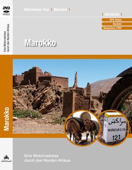 Motorradtour durch Marokko | DVD + GPS-Daten