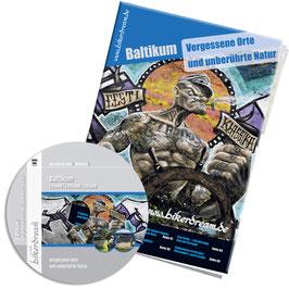 Motorradtour durch's Baltikum | SET | DVD + GPS-Daten + gedruckte Tourstory