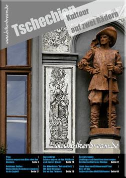 Motorradtour durch Tschechien/Böhmen | PDF-Download