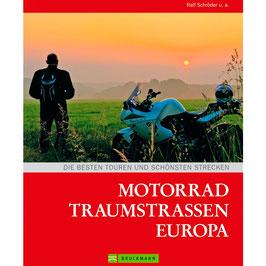 Buch | Motorrad Traumstraßen Europa