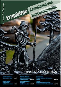 Motorradtour durch das Erzgebirge | PDF-Download
