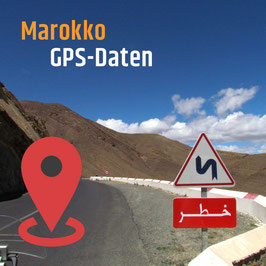 Marokko | GPS-Daten | download
