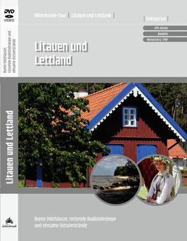 Motorradtour durch Litauen und Lettland | DVD + GPS-Daten