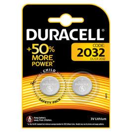 Duracell Lithium 2032 2025 2016