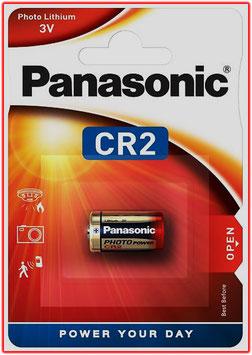 Panasonic CR123 / CR-2