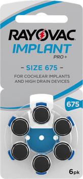 Cochlear Implant Rayovac