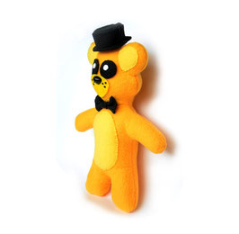 Handmade Golden Freddy Plushie