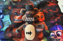 Nightmare Freddy (Handmade Plush)