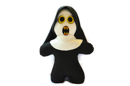 Horror Nun Plush (Handmade)