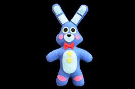 Rockstar Bonnie  (Handmade Plush)