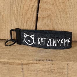 """Schlüsselanhänger """"Katzenmama"""""""