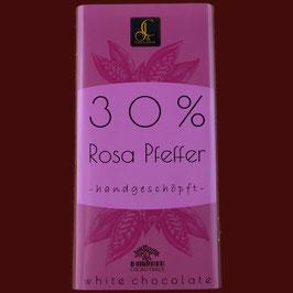 """Weiß """"Rosa Pfeffer"""""""
