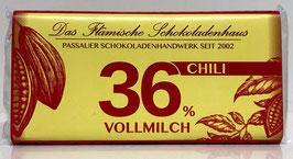 """Vollmilch """"Chili"""""""