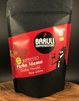 Bio Espresso - Direct Trade Pacha Mama