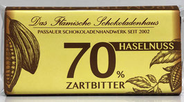 "Zartbitter ""Haselnuss"""