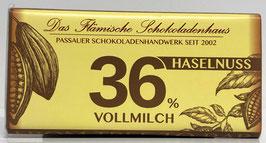 """Vollmilch """"Haselnuss"""""""