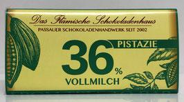 """Vollmilch """"Pistazie"""""""