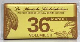 """Vollmilch """"Mandel"""""""
