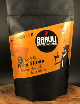 Bio Kaffee Pacha Mama