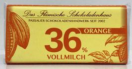 """Vollmilch """"Orange"""""""