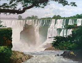 """""""Iguazu-Wasserfälle, Argentinien"""""""