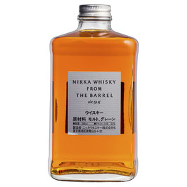 NIKKA FROM THE BARREL 51.4°