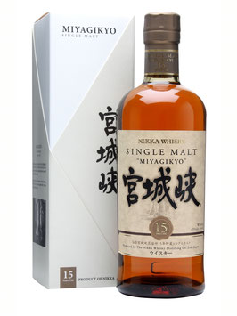 MIYAGIKYO 15 ANS 45° (No box)