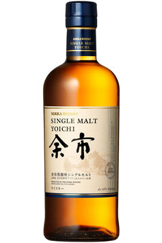 NIKKA YOICHI SINGLE MALT 45°
