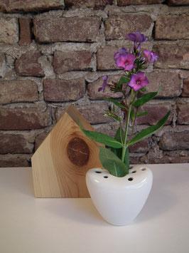 Vase Herzform