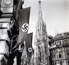 From the Habsburg Empire to World War II;  walking tour 2.5hs