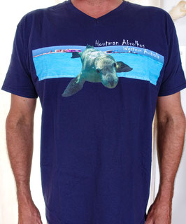 Mens Houtman Abrolhos Islands T-shirt -  Australian Sealion