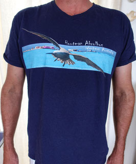 Mens Houtman Abrolhos Islands T-shirt -  Lesser Noddy