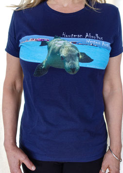 Ladies Houtman Abrolhos Islands T-shirt -  Australian Sealion