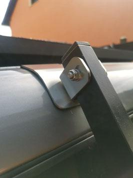 VW T4 Heckträger - Halterung oben mit Langloch