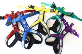 MR Koppel Trekkinggeschirr Grösse 1 - 4 diverse Farben