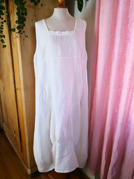 Kleid, italy, weiss, 46-48