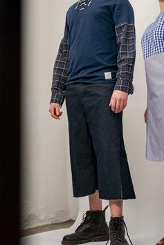 SAROUELHOSE Jeans  schwarz-blau *M-XL*