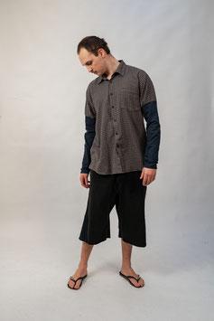 SAROUELHOSE Jeans schwarz *S-XL*