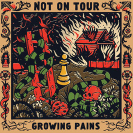 "Not On Tour ""Growing Pains"" Vinyl (2nd Pressing)"