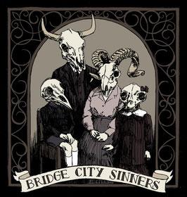 """Bridge City Sinners - DEMO"" CD"