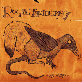 """Rogue Taxidermy"" CD"
