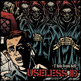"Useless ID ""7 Hits From Hell"" Vinyl (7inch)"