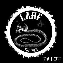 """Skull-Snake"" Patch"