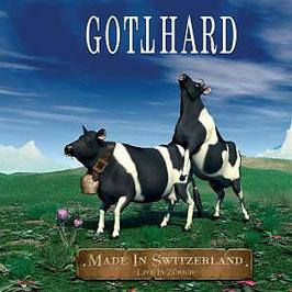 """Made in Switzerland"" CD"